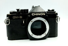 Vintage CHINON CM-3 35mm film SLR camera body only M42 mount