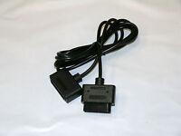 Super Nintendo SNES 16 Bit Controller Extension Cable  - Old Skool