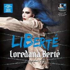 Loredana Berte' - LiBerté - LP colorato Blù Limited Edition