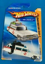 2010 Hot Wheels New Models Ghostbusters Ecto -1 Super Rare