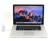 "Apple Mac Pro, 2011, 4GB RAM, 500GB, sierra, 2.2GHz Intel Core i7, 15"" Macbook"