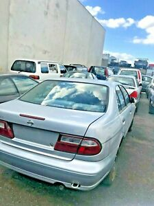 NISSAN PULSAR N15 LX/HATCH	SILVER 2000 1.6L EI PETROL- ALL PARTS AVAILABLE