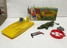 MATTEL BIG JIM DEVIL RIVER TRIP FROM 1973, ALLIGATOR IS BROKEN