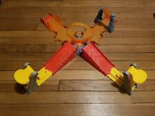 NICKELODEON BLAZE AND THE MONSTER MACHINES FLAMING VOLCANO JUMP PLAYSET