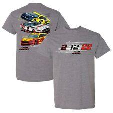 Team Penske Team Car T-Shirt - Gray