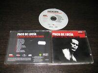 Paco Von Lucia CD Lo Mejor De