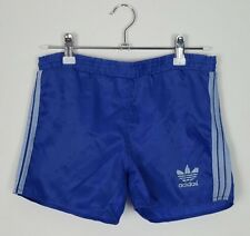 VINTAGE 90'S ADIDAS SPRINTER HIGH CUT SHORTS SPORT ATHLETIC GYM RUNNING UK 4-6