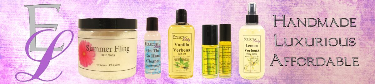 Eclectic Lady Bath & Body Products
