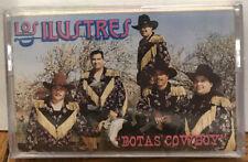Los Ilustres  Botas Cowboy