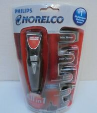 NEW Philips Norelco G370 All in One Complete Grooming Shaving Clipper - 7 Piece