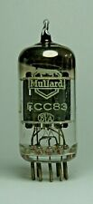 Mullard ECC83 Valve/Tube Short Plates Tested Good E (V41)