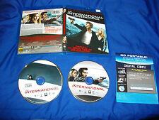 The International (Blu-ray Disc, 2009, Canadian)