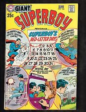 Superboy Giant #165 1st Krypto From Adventure Comics / Red Letter Days (7.0) WH