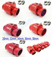 Auto Acqua Temperatura Sensore Calibro Tubo Radiatore Giunto Adattatore Rosso