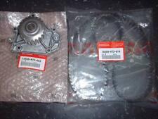 Genuine Honda 94-01 Acura Integra Timing belt water pump GS-R B18C1