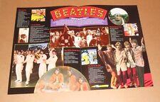 Beatles Magical Mystery Tour Promo 1988 Original Poster RARE 24x17