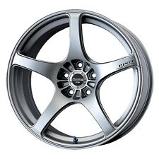 ENKEI RP03 19X8.5 +12 5X120 and 19X10 +20 5X120 SILVER, BMW (Staggered Set)