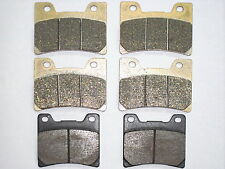 Brake Pads For Yamaha FZR 1000 EX 1989-1993 Brakes Front Rear 1991 1992 SINTERED