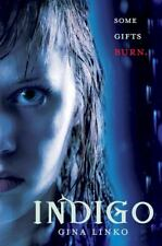 Indigo by Gina Linko New Hardcover Teen/Young Adult Romance Mystery (A9)