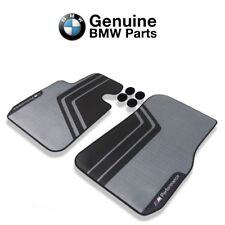 NEW Set of Front M Performance Floor Mats Set Genuine BMW F22 F23 M235i