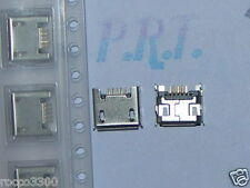CONNETTORE RICARICA (2 pezzi ) MICRO USB PER vari tablet Miia