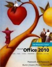 Microsoft  Office 2010: Introductory (Pathways Series)