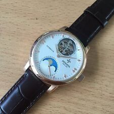 RG MINORVA SS Moonphase date 1-Min.Real Flying Tourbillon white