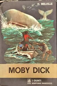 MOBY DICK - H.MELVILLE - GIUNTI 1961