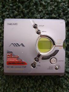 Aiwa NX9 Minidisc Player