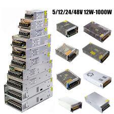 12v 24v 5a 10a 20a 30A led Trafo Netzteil Treiber Driver Transformator LED Strip