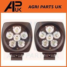 2 CREE LED 60W De Trabajo Luz Lámpara Luz de inundación offroad 4WD Camión Barco SUV 4x4 5040Lm