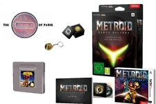 Metroid Samus Returns - Legacy Edition Heritage Europe 3DS