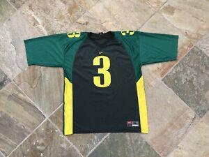 Vintage Oregon Ducks Joey Harrington Nike College Football Jersey, Size Large