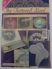 The Tattered Lace Magazine Issue #13 w/Free Die--Georgina & Background