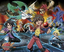 BAKUGAN * Anime Adventure * Mini Poster * 40cm x 50cm * New *