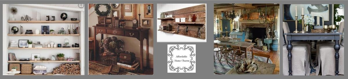 Affordable Home Charm