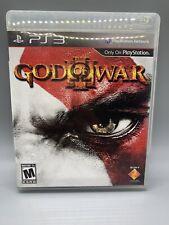 God of War III PS3 (Sony PlayStation 3, 2010)