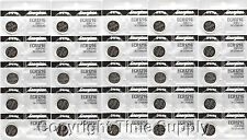 25 pc 1216 Energizer Watch Batteries CR1216 CR 1216 Lithium Battery 0% HG