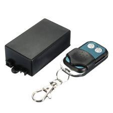 12V DC 2CH Channel Wireless RF Remote Control Switch Transmitter + Receiver Y4E6