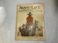 Vintage April 1923 BOY'S LIFE Boy Scout Magazine