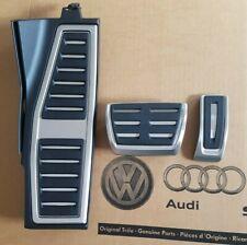 ORIGINALE Audi s8 PEDALI a8 tipo 4n dal 2018 d5 Pedalset PEDALE tappi poggiapiedi