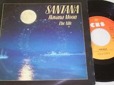 "7"" - SANTANA HAVANA MOON - 1982 # 5574"