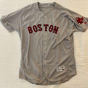Andrew Benintendi Boston Red Sox Flex Base Jersey Sz 52