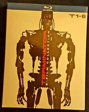 New listing Terminator 6-Film (Blu ray) Collection; New / sealed, w/slipcase