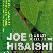 JOE HISAISHI-THE BEST COLLECTION-JAPAN CD F25