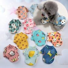 Dog Hoodie Coat Pet Clothes Dogs Sweatshirt Small Puppy Cat Pullover Clothing