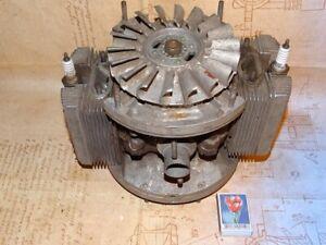 """Two stroke  engine """"Riedel""""  from  Messerschmitt-262"""
