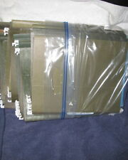 Green Hanging File Folders Letter Size Lot 75 Very Good Condition Quality