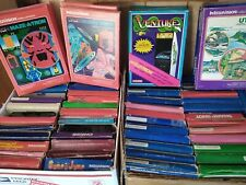 INTELLIVISION ATARI GAME LOT HUGE SELECTION PICK & CHOOSE PLEASE READ CAREFULLY