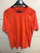Patagonia Orange T-Shirt Mens Size Large Short Sleeve Top Common Threads